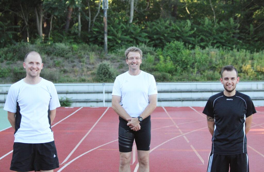 Abteilungsleitung: Florian Babylon, Günter Schramm, Tim Martin